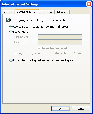 step 4 enter information and click more settings
